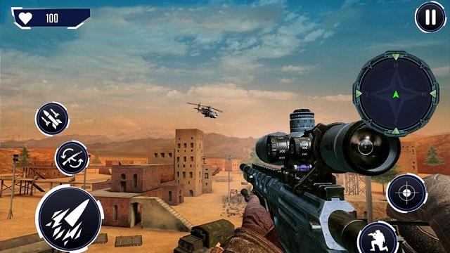 game bắn súng offline hay nhẹ