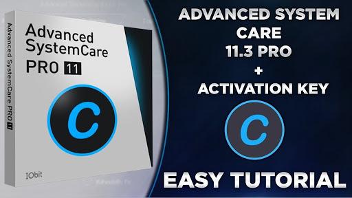 key advanced systemcare 11.3 pro
