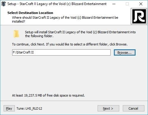Starcraft 2 Legacy Of The Void crack