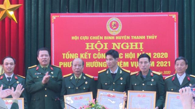 bài phát biểu tại hội nghị tổng kết hội cựu chiến binh