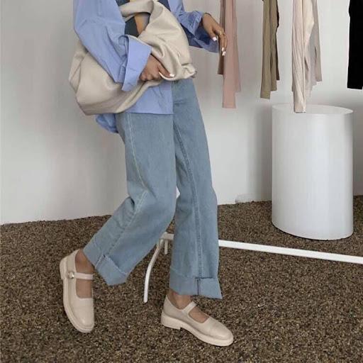Sự kết hợp tuyệt vời với giày Mary Janes