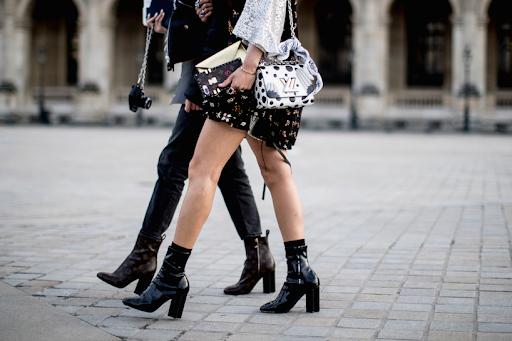 Ankle Boots cực kỳ phổ biến và cũng rất dễ phối đồ